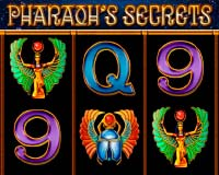 Симулятор Pharaoh's Secrets (Секреты Фараона)